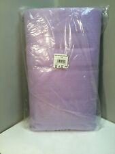 FABRIC LACE LILAC COLORED TULLE - BOLT OF FABRIC