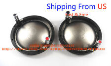 2PCS /LOT Diaphragm JBL 2452H For Driver For SRX725, SRX722, VRX915,8Ohm FROM US