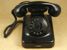 Siemens Vintage Rotary Dial Telephone Made in Germany