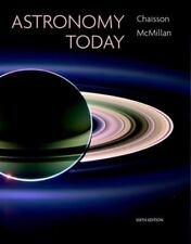 Astronomy Today by Steve McMillan and Eric Chaisson (2007, Hardcover)