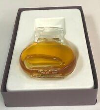 Vanderbilt Perfume Rare Designer Bottle 0.5 fl oz / 15 ml Boxed