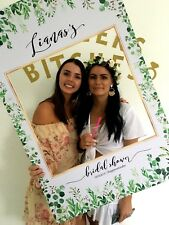 Custom Made Selfie Frame Instagram Facebook Props, Hens Night, Kitchen Tea Party