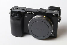 Sony Alpha NEX-7 24.3MP Digital SLR Camera Body NEX7 Excellent