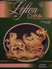 VINTAGE LEFTON  CHINA ENCYCLOPEDIA VALUE GUIDE COLLECTOR'S BOOK