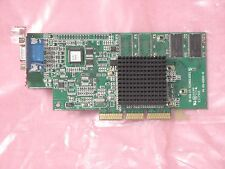 ATI Rage128 Video Card 109-60600-10 E117942 6001586 Taken from Working Equipment