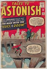 TALES TO ASTONISH #42 & #45, MARVEL COMICS 1963, GRADE VARIES, 2ND WASP