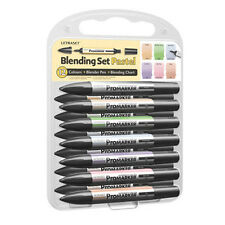 Letraset Promarker Blending Set 12 Pen & Blender Pastel