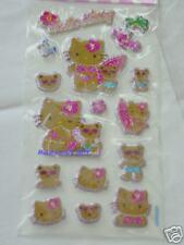 NEW Sanrio Sunshine Hello Kitty Stickers 15 PCS QQ