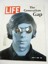 Life Magazine May 17, 1968 - the generation gap