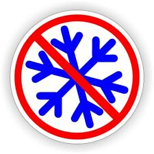 No Snowflakes Funny Hard Hat Sticker ~ Helmet Decal Liberal Political Trump