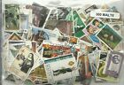 Lot timbres de Malte