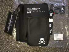 C2H4 Los Angeles x Mastermind Japan Logo Stripe Shoulder Bag - NEW SOLD OUT RARE