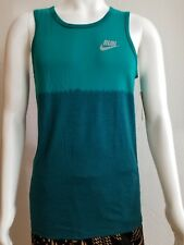 Men's Nike Green Tie Dye Dri-Fit Tank Top. Brand New with Tags. Size:Small