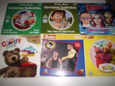 NEWSPAPER PROMO CHILDRENS DVDS BUNDLE JOBLOT OF 6 LOT NUMBER 14