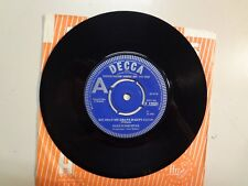 """PAUL'S DISCIPLES:See That My Grave Is Kept Clean-16 Tons-U.K. 7"""" 1965 Decca Demo"""