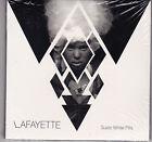 CD DIGIPACK 10T LAFAYETTE SUZIE WHITE PILLS DE 2012 NEUF SCELLE