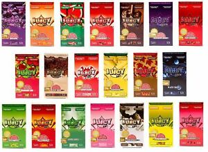 Juicy Jay's Rolling Papers - 3 Packs - Mix Match Variety 30+ Flavor Choice