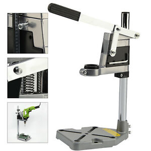 Drill Press Bench Stand Repair Tool Workbench Pillar Clamp Drilling Collet