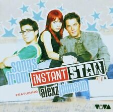 Alexz Johnson songs from 'instant star' (2006)