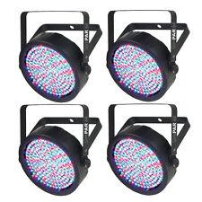 Chauvet DJ SlimPAR 64 LED PAR Wash Light 4-Pack New