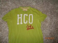 Boy's t-shirt by Hollister Size Large Green