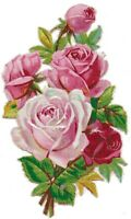 Flowers 73/ Counted Cross Stitch Patterns/ Printable Chart PDF Format Needlework