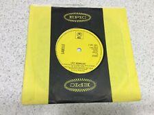 "Labelle - Lady Marmalade / Space Children -  7"" Vinyl"