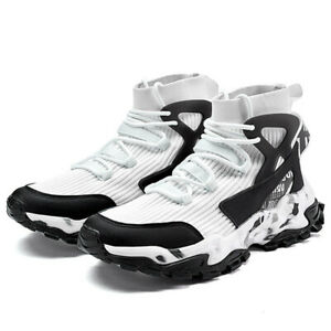 Men's Fashion Trainers Outdoor Sports Running Tennis High Top Basketball shoes