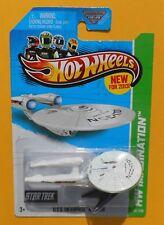 Hot Wheels Imagination Star Trek U.S.S. ENTERPRISE NCC-1701 w/Battle Damage