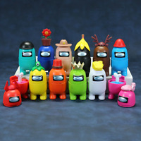 Among Us Action Figures Game Toys AMUS Car Decoration Dolls Gifts