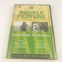 Carnival of Souls And Atom Age Vam Double Feature DVD BRAND NEW SEALED