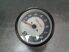 98 1998 Skidoo Ski Doo Summit 670 Snowmobile Body RPM Tach Tachometer Gauge