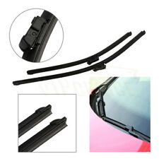 "2Pcs 24""+19"" Front Window Windshield Wiper Blade Fit 2005-2010 VW Passat B6"