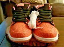 Nike SB Dunk Low Premium SB 10.5 Men's Shoes Atomic Pink/Black-White 313170-603