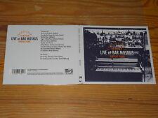 DR BEKKEN - LIVE AT BAR MOSKUS / DIGIPACK-CD 2017