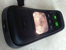 Ford 95-01 Explorer Console Compass Light Overhead Tested Working Dark Grey Gray