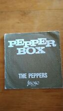 45T vintage - pepper box - the peppers - pinch of salt