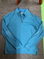 Adidas Golf Pullover RN#88387 Size Medium