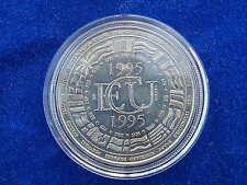 """TRESOR DU PATRIMOINE"" - MEDAILLE / Medal - EUROPE / Europa - ECU 1995 (BU)"