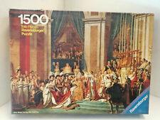 Puzzle 1500 pcs. Coronation of Napoleon Ravensburger 84.1x59.4 cm. 62556463