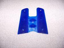Dark Blue NEW APP 45 Grip Trigger Frame Rubber Wrap Around Paintball Gun Pistol