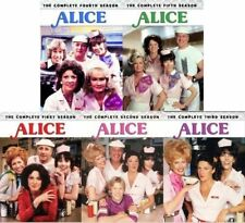 Alice Linda Lavin Sitcom TV Series Complete All Seasons 1-5 Collection Episodes