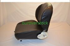 UNIVERSAL FORKLIFT SEAT VINYL FREE SHIPPING