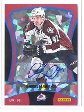 2012 Panini Black Friday Cracked Ice Gabriel Landeskog auto autograph #15 sp! *3