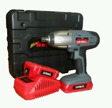 "24V 1/2"" Cordless Impact Wrench with 2 Lithium-ion batteries. New In Box. CT3730"