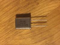 10pc Metal Can type Crystal XTAL HC-49S 9B 12Mhz 12.0000Mhz 30ppm TXC
