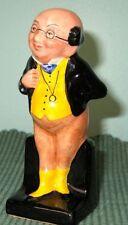 "Royal Doulton Rare PICKWICK Dickens Vintage Bone China 4 1/4"" Figurine Perfect"