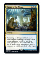 Dance of the Manse - Throne of Eldraine - NM - English - MTG