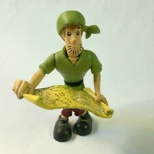 """2.5"""" Scooby Doo Pirate Shaggy in the Pirate Fort Mega Set figure toy QA391"""