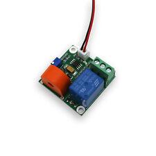 (EU) (Working DC5V) 0-5A AC Current Sensor Detection Switch Output a